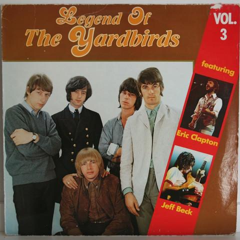 Yardbirds: Legend Of The Yardbirds Vol. 3