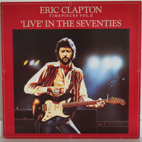 Clapton Eric: Timepieces Vol. II -