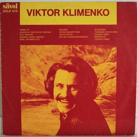 Klimenko Viktor: Viktor Klimenko