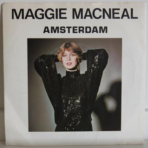 MacNeal Maggie: Amsterdam