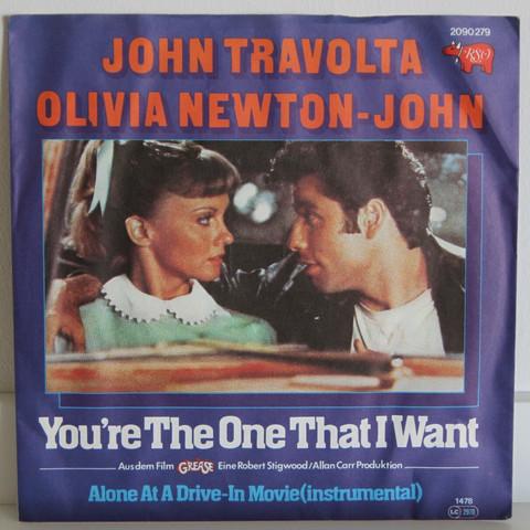 Travolta John & Newton-John Olivia: You're The One That I Want