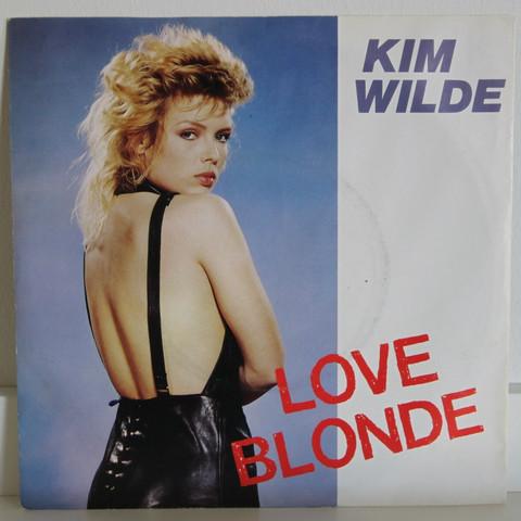 Wilde Kim: Love Blonde