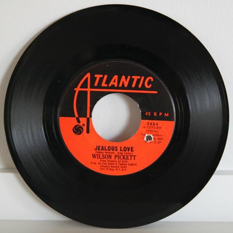 Wilson Picket: Jealous Love / I've Come A Long Way