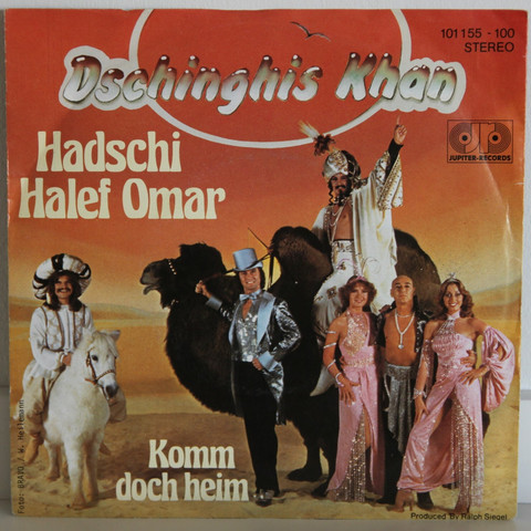 Dschinghis Khan: Hadschi Halef Omar