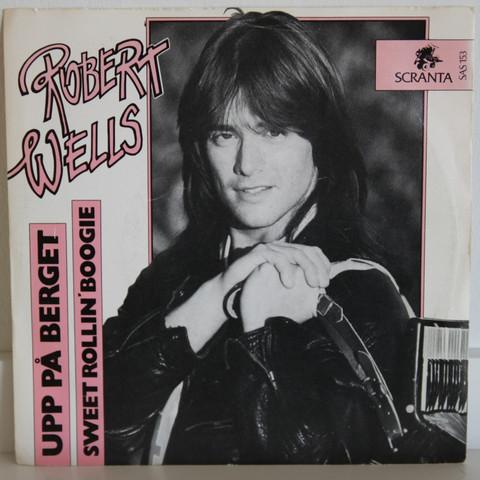 Wells Robert: Up på berget