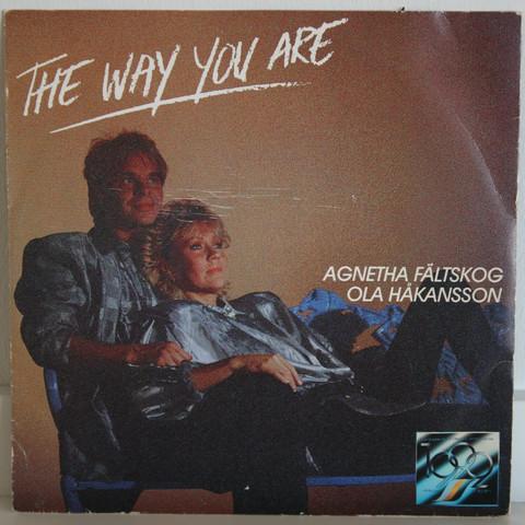 Fältskog Agnetha & Håkansson Ola: The Way You Are