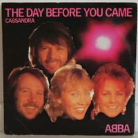 Abba: The Day Before You Came