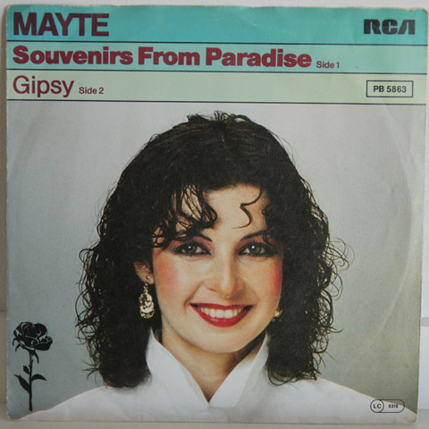 Mayte: Souvenirs From Paradise
