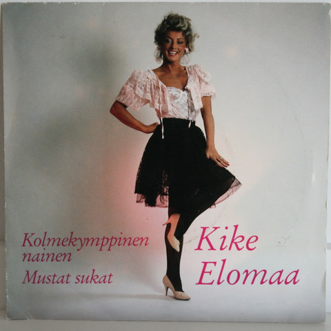 Elomaa Kike: Kolmekymppinen nainen / Mustat sukat