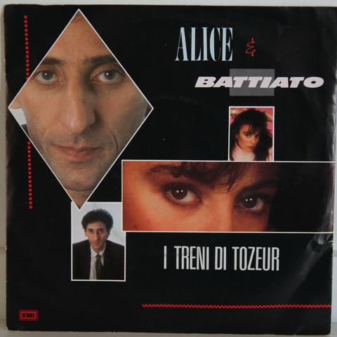 Alice & Battiato: I Treni Di Tozeur