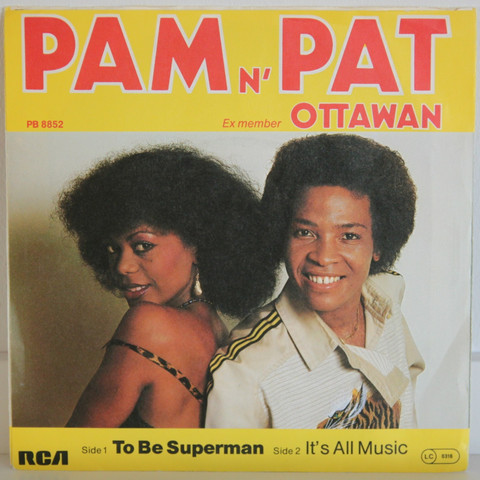 Pam n' Pat: To Be Superman