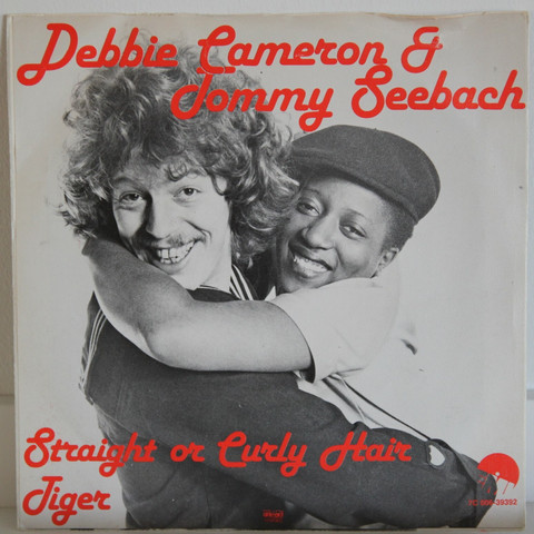 Cameron Debbie & Seebach Tommy: Straight Or Curly Hair