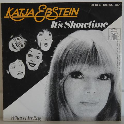 Ebstein Katja: It's Showtime