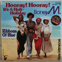 Boney M: Hooray! Hooray! It's A Holi-Holiday