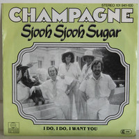 Champagne: Sjooh Sjooh Sugar