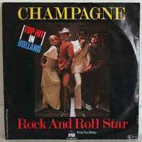 Champagne: Rock And Roll Star