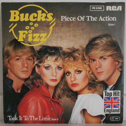 Bucks Fizz: Piece Of The Action