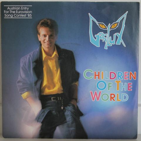 Lux Gary: Children Of The World