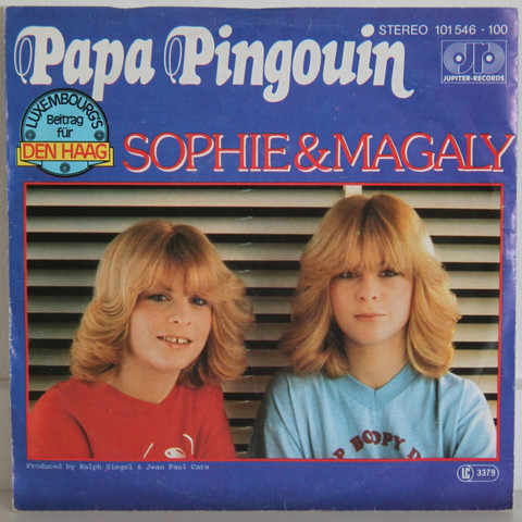 Sophie & Magaly: Papa Pinqouin