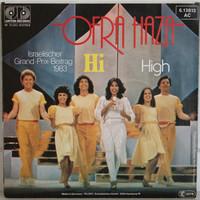Ofra Haza: Hi / High