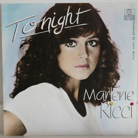 Ricci Marlene: Tonight