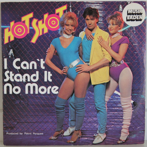 Hot Shot: I Can't Stand It No More