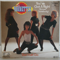 Hornettes: You've Got The Right (To Love Somebody)