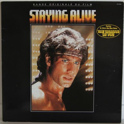 Staying Alive, Bande Originale Du Film