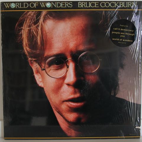 Cockburn Bruce: World Of Wonders