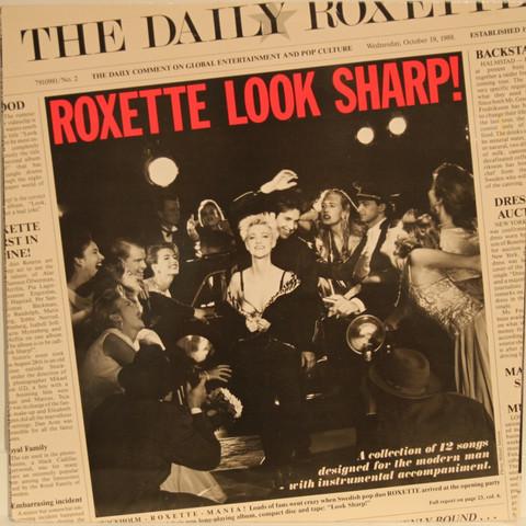 Roxette: Look Sharp