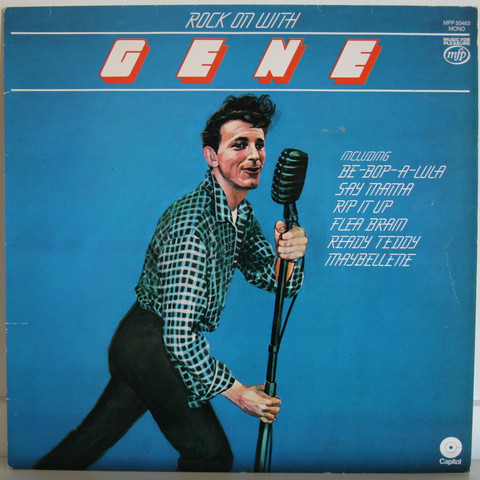 Vincent Gene: Rock On With Gene