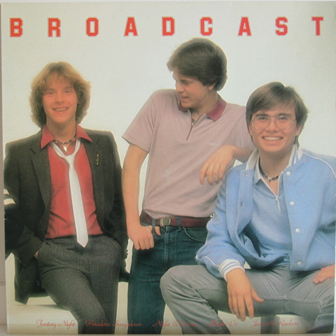 Broadcast: Broadcast
