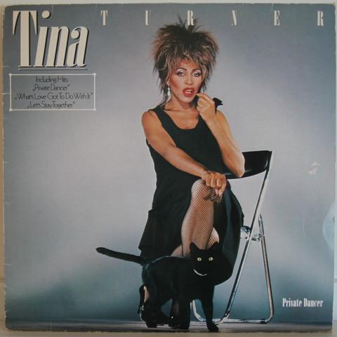 Turner Tina: Private Dancer