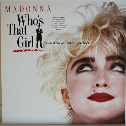 Madonna: Who's That Girl