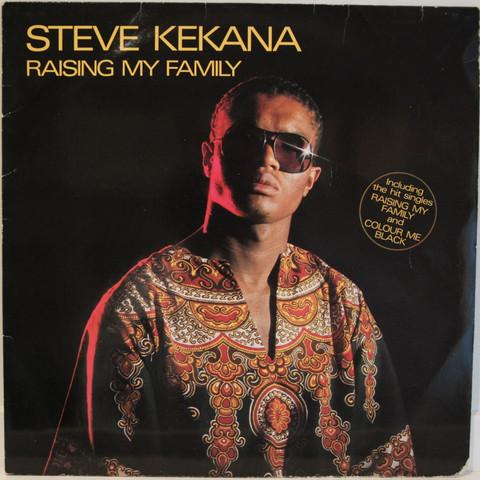 Kekana Steve: Raising My Family