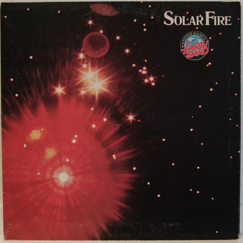 Manfred Mann's Earth Band: Solar Fire
