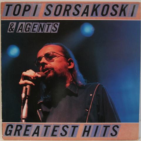Sorsakoski Topi & Agents: Greatest Hits