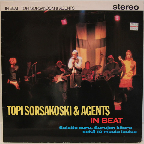Sorsakoski Topi & Agents: In Beat