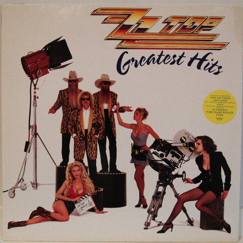 ZZ-TOP: Greatest Hits