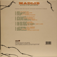Madlib: Blunted in The Bomb Chelter