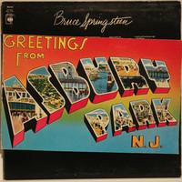 Springsteen Bruce: Greetings from Asbury Park N.J.