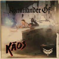 Williams Wendy O: Kommander of Kaos