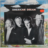 Crosby, Stills, Nash & Young: American Dream