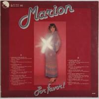 Marion: Por favor!