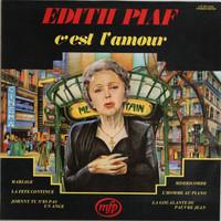 Piaf Edith: C'est l'amour