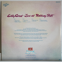 Grant Eddy: Live At Notting Hill