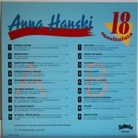 Hanski Anna: 18 suosituinta