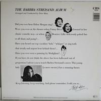 Streisand Barbra: The Barbra Streisand Album