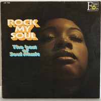 Various: Rock My Soul - The Best Of Soul Music