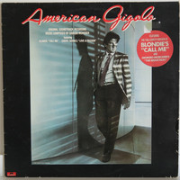 American Gigolo Original Soundtrack Recording